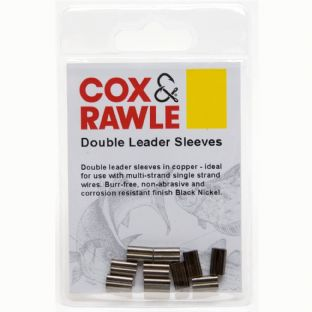 Cox & Rawle Double Crimp Sleeves #2 (1.6mm)